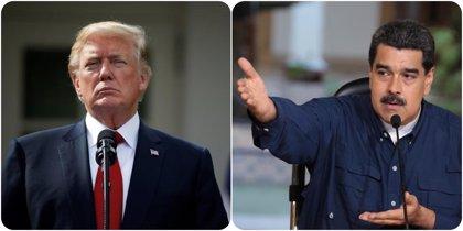 """Maduro y Trump cambian el tono y se muestran dispuestos al diálogo pese a las diferencias """"abismales"""""""