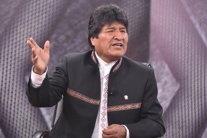 Evo Morales concede la amnistía a los expresidentes Jorge Quiroga y Carlos Mesa para apoyar la demanda marítima