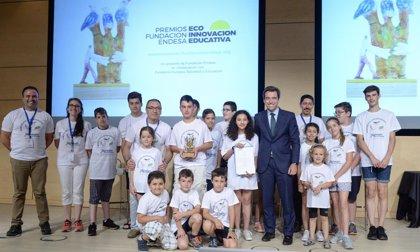 La Fundación Endesa lanza la tercera edición de los Premios a la Ecoinnovación Educativa