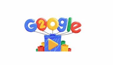 Google celebra el 20è aniversari del seu naixement amb les seves cerques més populars (GOOGLE)