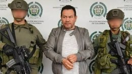 José Orlando Sánchez Cristancho detenido