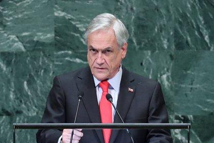 """Piñera dice que """"no reconocerá"""" al nuevo Gobierno de Maduro"""