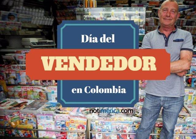 Día del Vendedor en Colombia