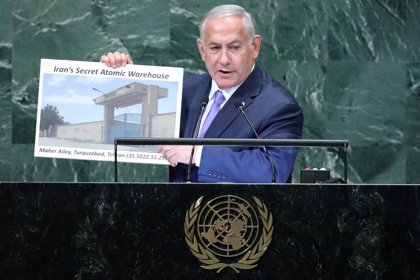 """Irán asegura que el mundo se reirá de Netanyahu por su acusación sobre una """"instalación nuclear secreta"""" en Teherán"""