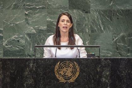 """Jacinda Ardern alerta de que una """"desintegración del multilateralismo"""" sería """"catastrófica"""""""