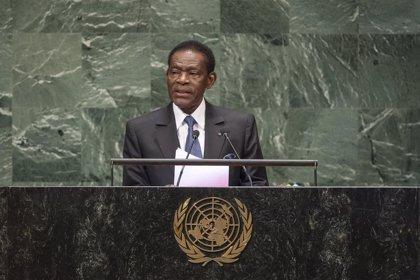 """Obiang defiende ante la ONU la """"apertura democrática"""" de Guinea Ecuatorial y el diálogo con la oposición"""