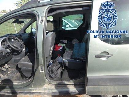 Detienen a dos hombres por robos en las cercanías de un complejo hotelero de San Agustín (Gran Canaria)
