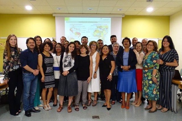 Profesionales sanitarios de Brasil se forman en la EASP