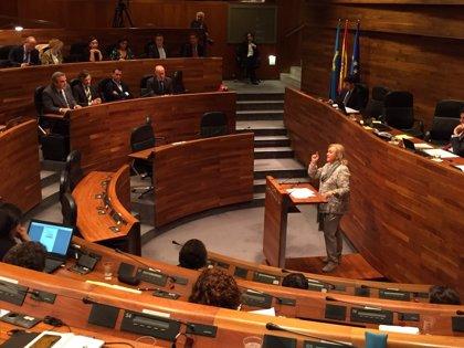 El parlamento rechaza tramitar la ley de ordenación de la función pública que pedía el PP