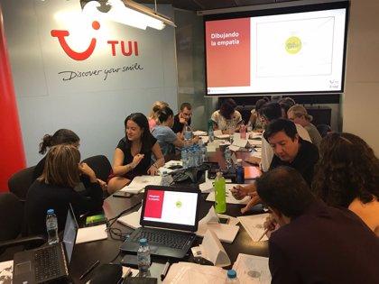 TUI apuesta por la formación interna de los empleados en las agencias de viajes