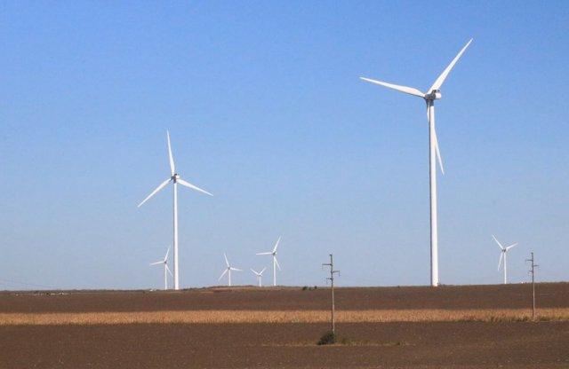Parque eólico de EDP Renovavéis en Rumanía