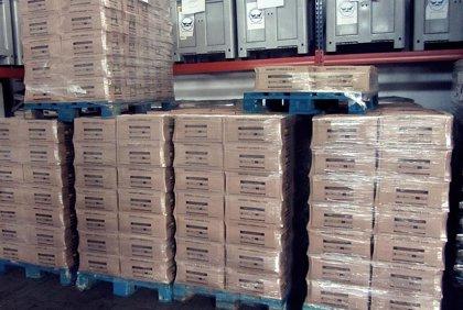 El Banco de Alimentos de Cantabria recibe 165.487 kilos del Fondo de Ayuda Europea para ayudar a 1.600 familias