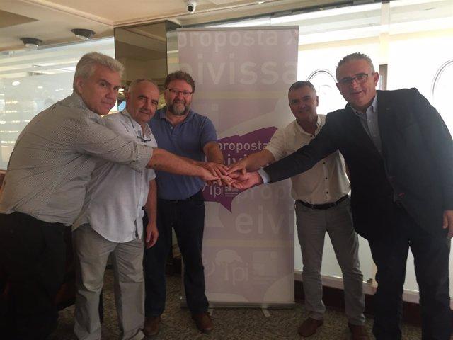 Presentación de Proposta per Eivissa