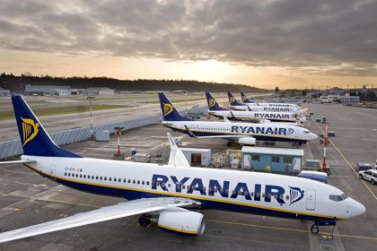 El aeropuerto de Valencia, el más afectado por la huelga de tripulantes de cabina de Ryanair