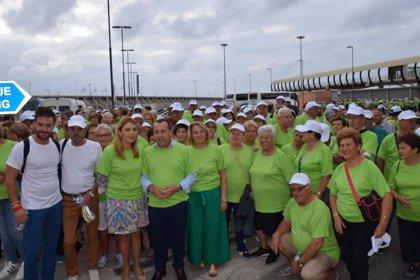 Más de 52.000 mayores de Málaga participan en las actividades de la Junta para promover el envejecimiento activo