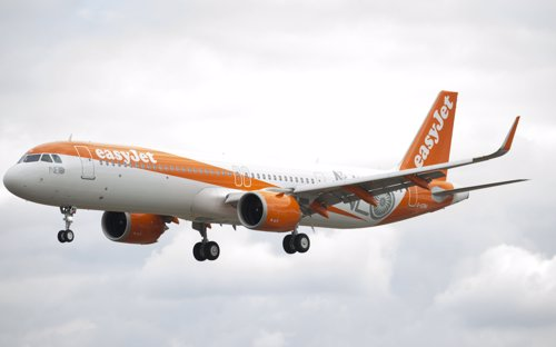 Airbus A321 esayJet