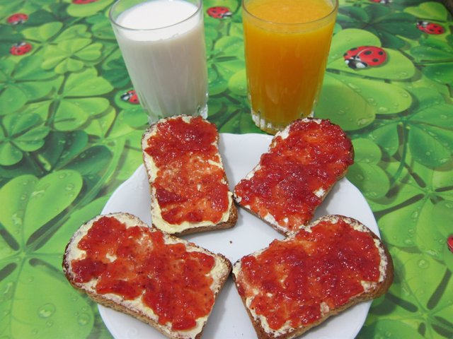 Desayuno (Archivo)