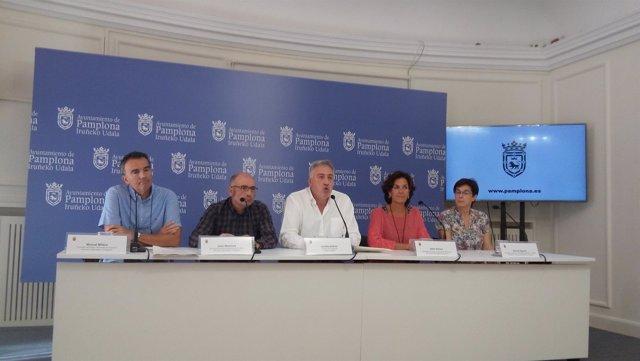 Millera, Abaurrea, Asiron, Gómez y Eguino