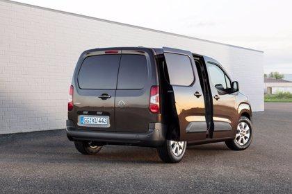 Opel abre los pedidos de la nueva furgoneta compacta Combo Cargo, con una carga útil de 1.000 kilos