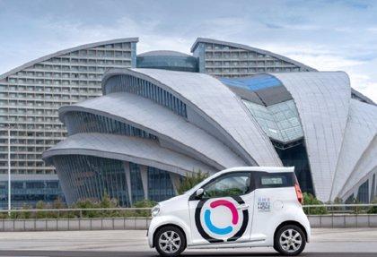 PSA lanza su servicio de 'car sharing' en Wuhan (China) con 300 vehículos eléctricos