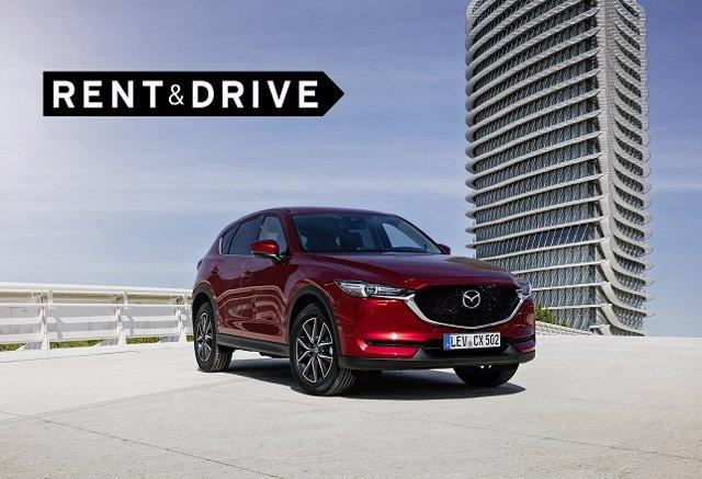 Mazda CX-5 Rent&Drive