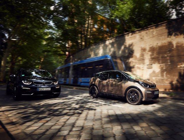 Nueva versión con batería ampliada del BMW i3