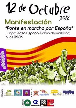 Manifestación 12 de octubre