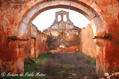 La ermita de Boos, tercer templo expoliado en Soria en las últimas semanas