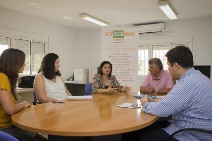 PP de Sevilla firma un convenio con Aspanridown para que personas con discapacidad intelectual realicen prácticas