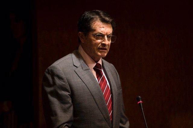 El diputado Francisco Jódar PP