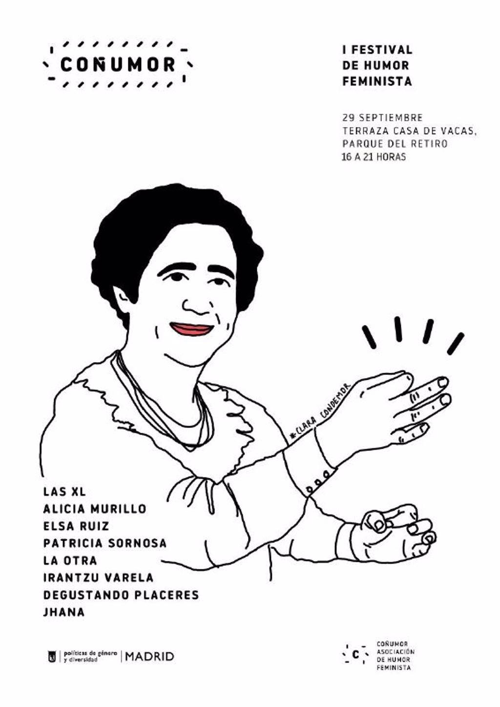 Casa De Vacas Acoge Este Sábado I Festival De Humor