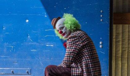 Joaquin Phoenix rompe a llorar en el set de Joker