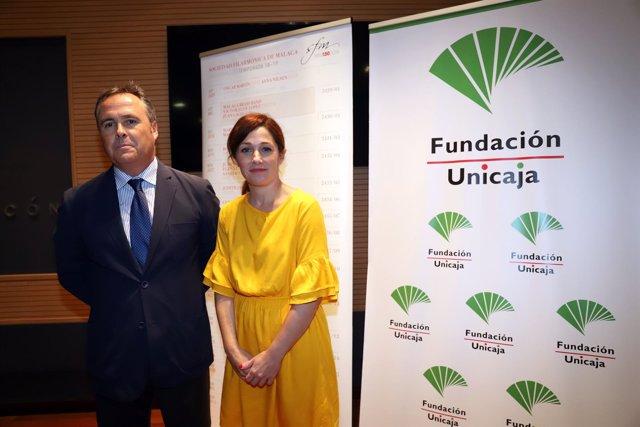 Sociedad filarmónica de málaga temporada 2018 fundación unicaja actuaciones prog