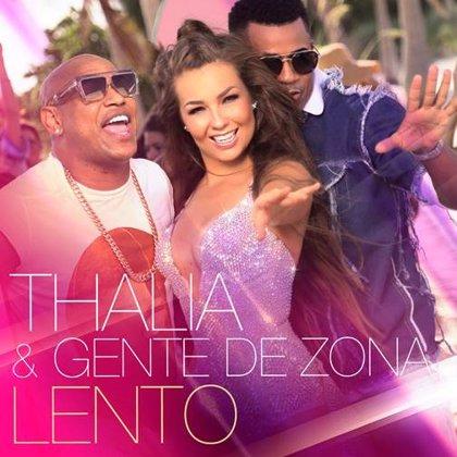 Thalía estrena Lento, su pegadizo y divertido nuevo sencillo (y videoclip) junto a Gente de Zona