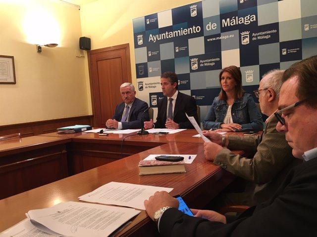 El Ayuntamiento De Málaga Informa (Con 2 Fotografías): Málaga Aprueba La Declara