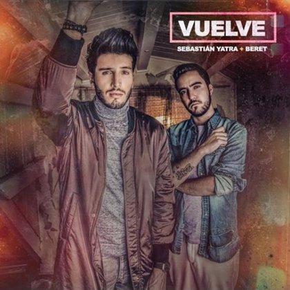 Sebastián Yatra y Beret unen sus voces en el sencillo 'Vuelve'