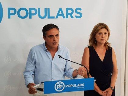 El PP de Ibiza exige que el REB entre en vigor el día 1 de enero de 2019