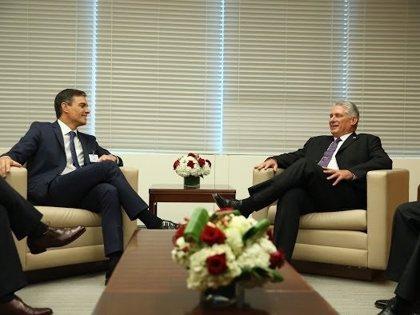 El Gobierno nombra nuevo embajador en Cuba, coincidiendo con el anuncio del viaje de Sánchez a la isla