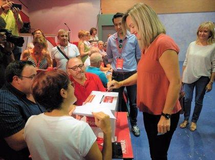 Pilar Alegría, proclamada candidata del PSOE a la Alcaldía por acuerdo unánime de la Comisión de Garantías