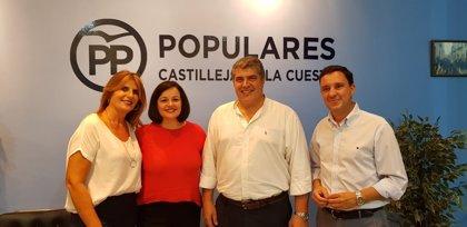 PP eleva a Comité Electoral la propuesta de Jesús Rodríguez como candidato a la Alcaldía de Castilleja de la Cuesta