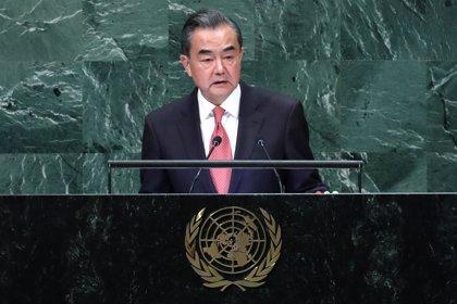 """China recalca que """"no será chantajeado"""" en materia comercial y critica el proteccionismo"""