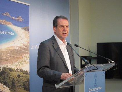 """Caballero dice que """"toda Galicia vendrá a ver"""" el alumbrado navideño de Vigo, que se enciende el 24 de noviembre"""
