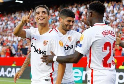 El Sevilla quiere seguir en la ola en Ipurua y el Valencia busca impulso en Anoeta