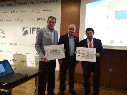 Ifeja habilitará una pista portátil para los dos partidos más importantes del Jaén Paraíso Interior FS
