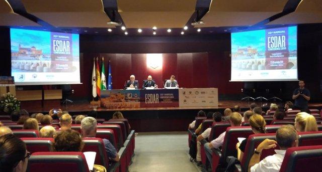 Inauguración de la 22ª Conferencia Anual de la ESDAR