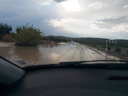 El Ayuntamiento de Jaén urge a la Diputación a arreglar el acceso a la capital por la carretera de Fuerte del Rey
