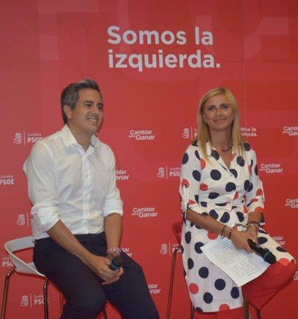 """PSOE cántabro ve una """"muy buena noticia"""" la paralización de los diques"""