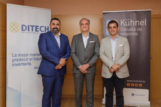 Kühnel y Ditech captarán a profesionales de la tecnología de Latinoamérica