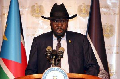 """Kiir ordena la liberación """"inmediata"""" de todos los prisioneros de guerra en Sudán del Sur"""