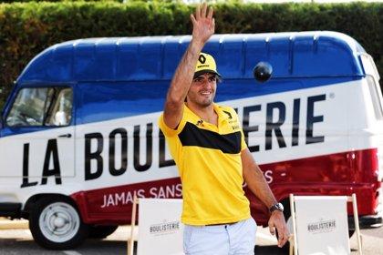 """Sainz: """"Espero con ansía la calificación de este sábado"""""""